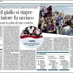 Denis, il giallo si riapre.  – da 'il Corriere della Sera' – 21/07/11