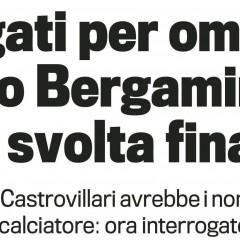 Indagati per omicidio. Il caso Bergamini è alla svolta finale – da 'La Gazzetta dello Sport' – 24/03/13
