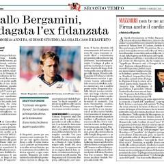 Giallo Bergamini, indagata l'ex fidanzata – da 'Il Fatto Quotidiano' – 17/05/13
