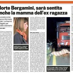 Morte Bergamini, sarà sentita anche la mamma dell'ex fidanzata – da 'La Gazzetta dello Sport' – 18/05/13