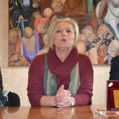 """Cosenza: premio cultura """"sorella coraggio"""" a Donata Bergamini – 15/11/13"""