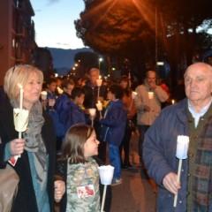 Luci a San Vito: intervista a Donata Bergamini – di Eliseno Sposato per RLB – 16/11/13