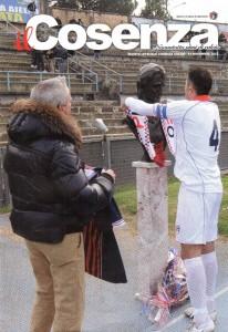 Il Cosenza - 11 Novembre 2012