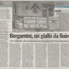 """Bergamini, un giallo da finire – da """"Avvenire"""" – 17/11/13"""