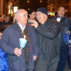 Luci a San Vito: intervista a papà Domizio – di Eliseno Sposato per RLB – 16/11/13