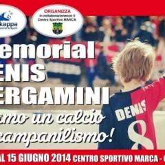 """Memorial """"Denis Bergamini"""" 2014 – Cosenza dal 9 al 15 giugno."""