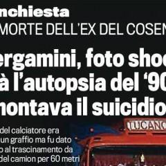 Caso Bergamini, già l'autopsia del '90 smontava il suicidio – da 'GazzettaSportiva' – 12/10/14