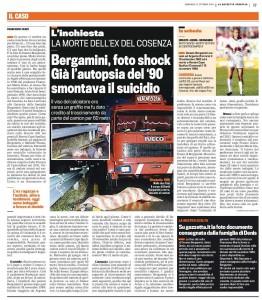 La Gazzetta Sportiva 12.10.2014