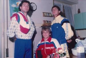 Denis, Luigi e Claudio