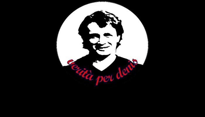 Logo su sfondo Nero