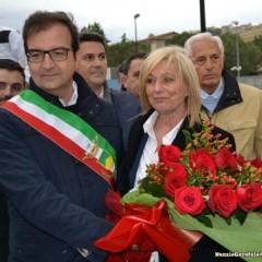 Inaugurata piazza Bergamini: comunicato stampa/resoconto comune di Cosenza 21.11.2015