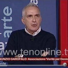 """Il caso Bergamini a """"LINEA ROVENTE"""" – TEN – 06/12/2017"""