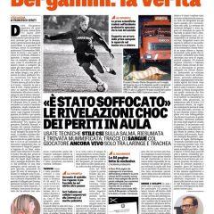 BERGAMINI: LA VERITA' Di Francesco Ceniti ~ la Gazzetta dello Sport 13 aprile 2018