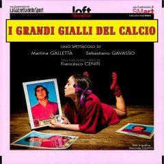 """""""I grandi gialli del calcio"""" a teatro: Denis Bergamini."""